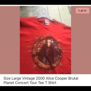 Vintage Rock & Roll Perfectly Faded Concert T